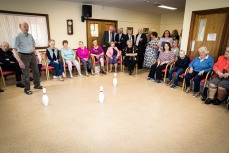 5-9-19 Cappamore, a small rural parish situated in East Limerick. It is known far and wide for its great sense of community spirit. This sense of community is nowhere more evident than in St. Michael's Day Care Centre, which celebrated its 20th Anniversary in January this year. This Day Care Centre services all of East Limerick, catering for up to 35 people per day. The Centre also hosts seven users from St. Vincent's in Lisnagry. Picture: Keith Wiseman